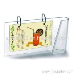 calendar acrylic frames