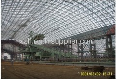 Yunnan Kungang Jiahua cement warehouse (space frame)