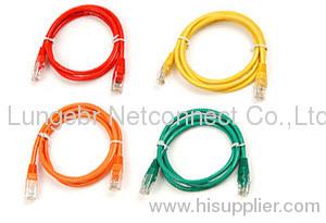 cat 6 UTP/FTP patch cord