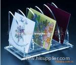 Acrylic DVD/CD Display