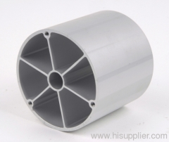 aluminum section part