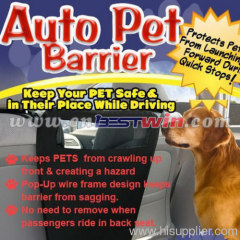 Pet Parade Auto Pet Barrier