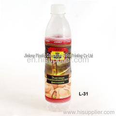 PVC shrink label