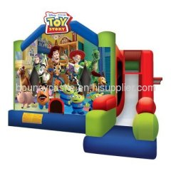 Toy story 3 inflatable combo bouncers sale
