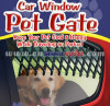 Car Window Pet Gate