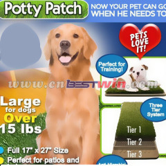 Pet Zoom potty patch