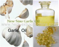 Natural Allicin 50% Garlic Oil