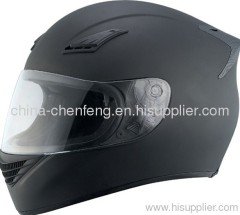 Full face helmet with DOT