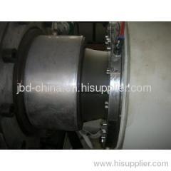 PE pipe extrusion machine