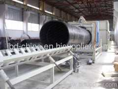 900-1600mm PE pipe production line
