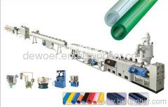 PPR tube making line