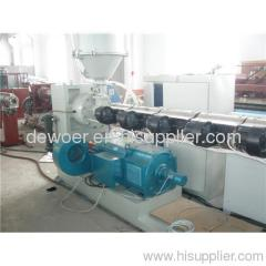 PERT/PPR Pipe Extruding line