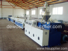 PPR pipe making line