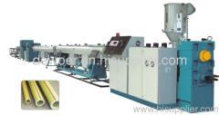 PPR plastic pipe making machine