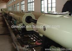 PPR pipe extruder machinery