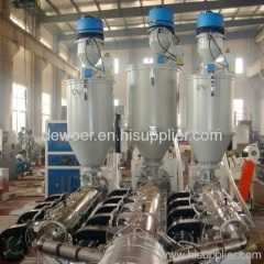 PPR pipe extruding machine