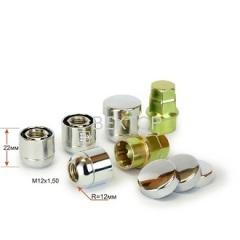 O/E Plastics Cap Wheel Locks
