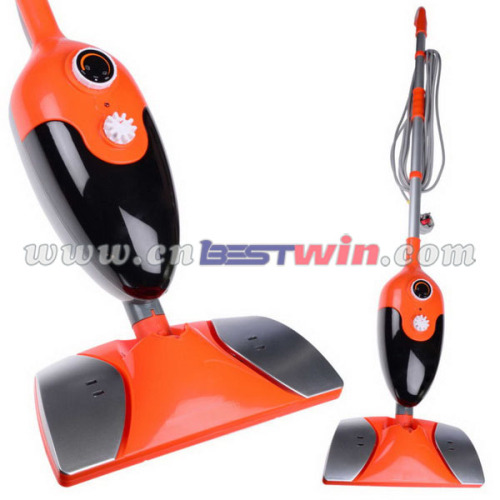 UPRIGHT STEAM VACUUM SWEEPER