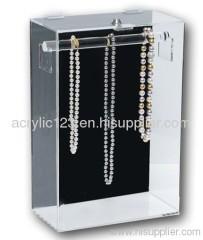 acrylic jewelry display floor stands