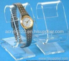 acrylic watch display holder