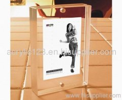 acrylic photo frame portrait