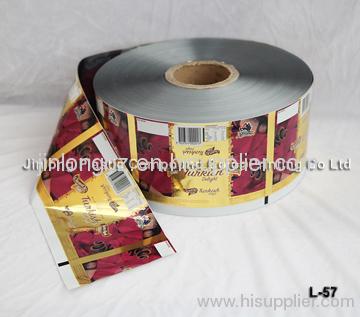 laminated roll stock