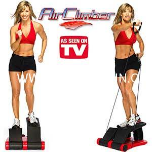 Air Climber Stepper