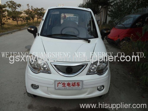 New mini electric car vehicle with 4 seats