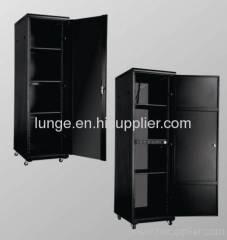 "19"" network rock cabinet"