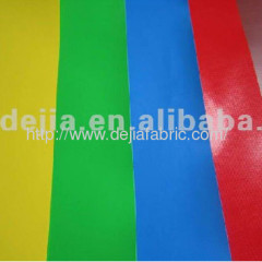 pvc coated tarpaulin for temporary storage playground, army tent, gymnasium, film structure