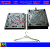 Injection mold for plastic hanger