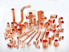 Equal Tees Copper Fitting