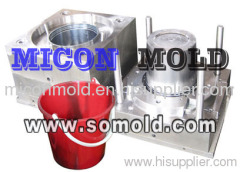 injection molding laundry pail mould