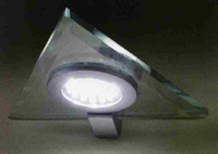 1.5W TRIANGLE GLASS LIGHING