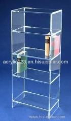 display showcase with acrylic