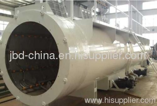 110-315mm PE pipe making machine