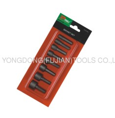 8PCS-Magnetic Nut Socket