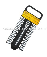 "20PCS Socket Set(3/8"")"