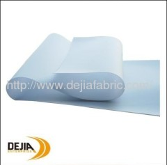 Coated blockout for double side printing pvc Banner Fabric