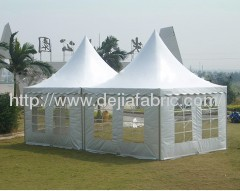 Cover for tent fabric UV resisting