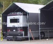 PVC tarpaulin for Workshop Garage Boat Protection
