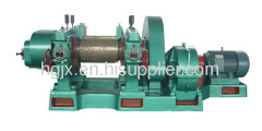 Rubber crusher machine
