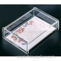 acrylic standing light box