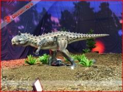 Animatronic dinosaur with CE