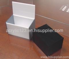 acrylic cube box display