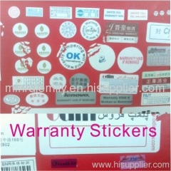 warranty sticker void if tampered