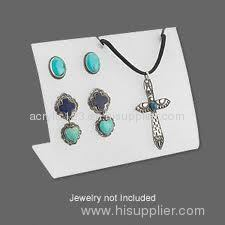 acrylic jewelry display rack