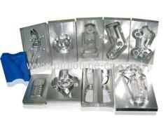 Aluminium precision CNC machining parts