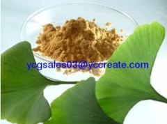 Ginkgo Biloba L.P.E.; Standardized Herbal Extract