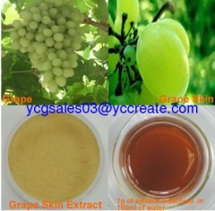 Resveratrol-Grape Skin Extract; Herbal extract